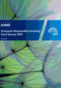European Responsible Investment Fund Sruvey 2015